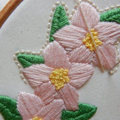 Blossom wreath back stitch 3 DSCN6075